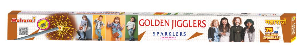 75cm Golden Jigglers