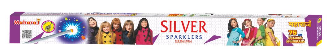 75cm Silver