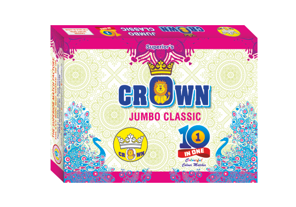 Crown Jumbo classic Colour matches