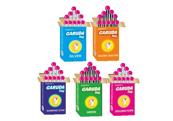Garuda Unit boxes