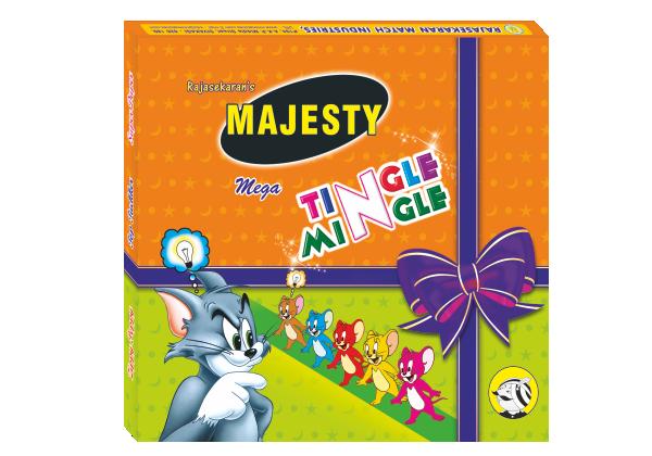 Majesty Tingle Mingle