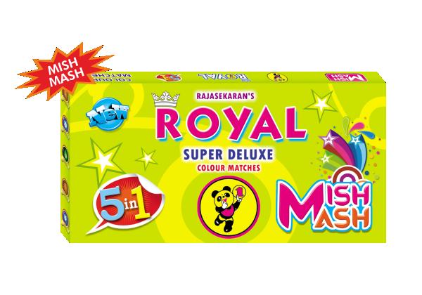 Royal Mishmash