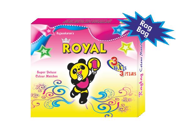 Royal Rag Bag