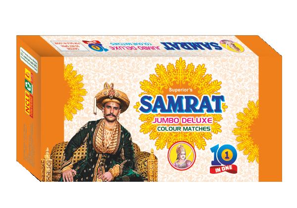 Samrat Colour Matches