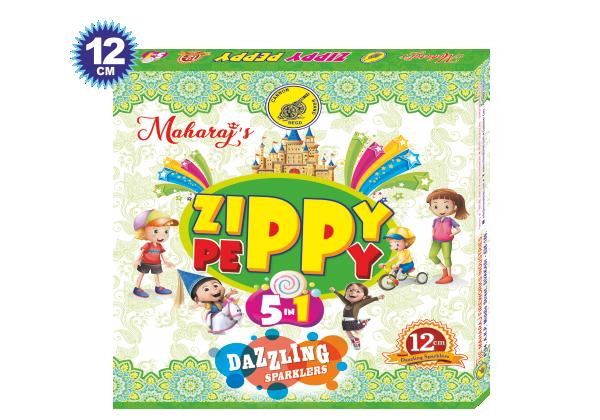 Zippy Peppy 12cm