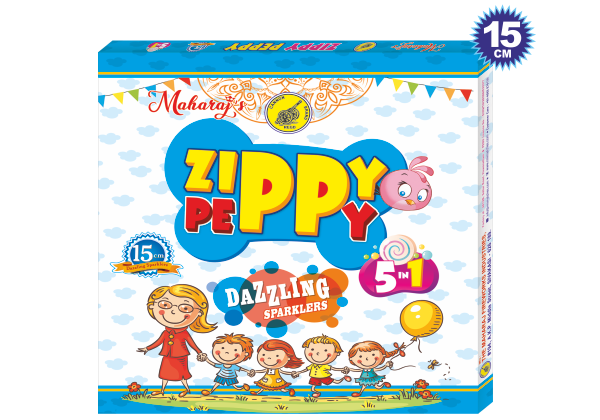 Zippy peppy 15cm